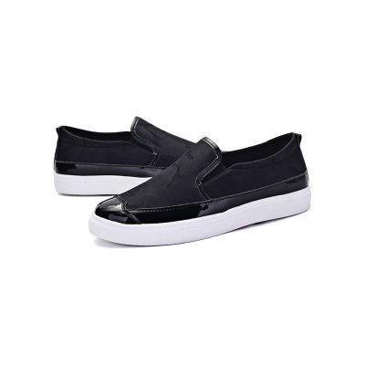 Fashion Climbing Hip-hop Flats ShoesCasual Shoes<br>Fashion Climbing Hip-hop Flats Shoes<br><br>Contents: 1 x Pair of Shoes<br>Materials: PU, Rubber<br>Occasion: Casual, Dress<br>Package Size ( L x W x H ): 31.00 x 21.00 x 11.00 cm / 12.2 x 8.27 x 4.33 inches<br>Package Weights: 0.69kg<br>Seasons: Autumn,Spring,Summer<br>Style: Leisure, Fashion, Comfortable<br>Type: Flat Shoes