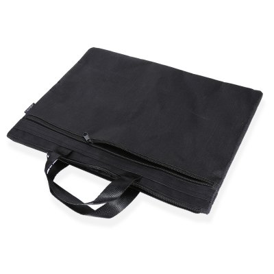 Deli 5840 A4 Document PocketOther Supplies<br>Deli 5840 A4 Document Pocket<br><br>Brand: Deli<br>Color: Black<br>Material: PVC<br>Model: 5840<br>Package Contents: 1 x Deli 5840 A4 File Pocket<br>Package size (L x W x H): 40.00 x 31.00 x 1.50 cm / 15.75 x 12.2 x 0.59 inches<br>Package weight: 0.2020 kg<br>Product size (L x W x H): 39.00 x 30.00 x 0.50 cm / 15.35 x 11.81 x 0.2 inches<br>Product weight: 0.1800 kg
