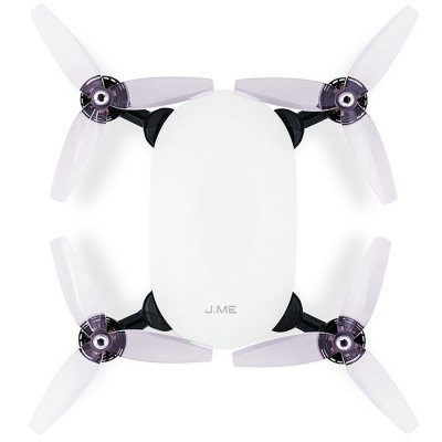 FEIMA ROBOTICS J.ME Smart RC Quadcopter - BNFRC Quadcopters<br>FEIMA ROBOTICS J.ME Smart RC Quadcopter - BNF<br><br>Battery: FM3000 3000mAh 14.4V 4S LiPo<br>Built-in Gyro: 6 Axis Gyro<br>Camera Pixels: 13MP<br>Channel: No Transmitter<br>Charging Time.: 2 - 3 hours<br>Compatible with Additional Gimbal: Yes<br>Control Distance: 100-300m<br>Detailed Control Distance: About 200m<br>Features: WiFi APP Control, WiFi FPV, Camera, Brushless Version<br>FPV Distance: 100m<br>Functions: Gravity Sense Control, WiFi Connection, Waypoints, Voice control, Up/down, Turn left/right, Automatic Return, Face recognition, Forward/backward, Headless Mode, Sideward flight, Hover, Low-voltage Protection<br>Hover Accuracy: horizontal: + / - 1m ( GPS ), + / - 0.3m ( optical flow + ultrasonic ); vertical: + / - 0.5m ( GPS ), + / - 0.1m ( optical flow + ultrasonic )<br>Kit Types: BNF<br>Level: Advanced Level<br>Max Ascent Speed: 3m/s<br>Max Descent Speed: 1.5m/s<br>Max Speed: 8m/s ( horizontal )<br>Model: J.ME<br>Model Power: Built-in rechargeable battery<br>Motor Type: Brushless Motor<br>Package Contents: 1 x J.ME RC Quadcopter ( Battery Included ), 1 x USB Charger, 1 x Cable, 1 x English Manual<br>Package size (L x W x H): 25.00 x 22.00 x 11.00 cm / 9.84 x 8.66 x 4.33 inches<br>Package weight: 1.2650 kg<br>Product size (L x W x H): 16.90 x 16.90 x 7.00 cm / 6.65 x 6.65 x 2.76 inches<br>Product weight: 0.5500 kg<br>Radio Mode: WiFi APP<br>Remote Control: 2.4GHz Wireless Remote Control<br>Satellite System: BDS,GLONASS,GPS<br>Sensor: Barometer,Optical Flow,Sonar<br>Size: Small<br>Type: Outdoor, Quadcopter, Indoor<br>Video Resolution: 3840 x 2160, 4K 20fps; 1920 x 1080, 1080P 30fps ( default ); 1280 x 720, 720P 30fps