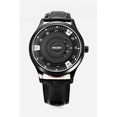 MEGIR 1067 Men Quartz WatchMens Watches<br>MEGIR 1067 Men Quartz Watch<br><br>Available Color: Rose Gold,Silver<br>Band material: Leather<br>Band size: 24 x 2.3 cm / 9.45 x 0.91 inches<br>Brand: MEGIR<br>Case material: Alloy<br>Clasp type: Pin buckle<br>Dial size: 4.7 x 4.7 x 1.3 cm / 1.85 x 1.85 x 0.51 inches<br>Display type: Analog<br>Movement type: Quartz watch<br>Package Contents: 1 x MEGIR 1067 Men Quartz Watch, 1 x Box<br>Package size (L x W x H): 12.00 x 6.00 x 7.50 cm / 4.72 x 2.36 x 2.95 inches<br>Package weight: 0.198 kg<br>Product size (L x W x H): 24.00 x 4.70 x 1.30 cm / 9.45 x 1.85 x 0.51 inches<br>Product weight: 0.105 kg<br>Shape of the dial: Round<br>Watch style: Fashion<br>Watches categories: Male table<br>Water resistance : 30 meters