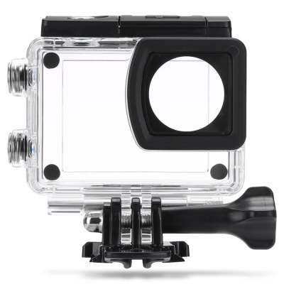 Original SJCAM 30m Waterproof Housing CaseAction Cameras &amp; Sport DV Accessories<br>Original SJCAM 30m Waterproof Housing Case<br><br>Accessory type: Protective Cases/Housing<br>Apply to Brand: SJCAM<br>Brand: SJCAM<br>Compatible with: SJ6 LEGEND<br>Package Contents: 1 x Waterproof Housing Case<br>Package size (L x W x H): 23.00 x 13.50 x 7.00 cm / 9.06 x 5.31 x 2.76 inches<br>Package weight: 0.1530 kg<br>Product size (L x W x H): 8.30 x 7.30 x 5.00 cm / 3.27 x 2.87 x 1.97 inches<br>Product weight: 0.0750 kg<br>Waterproof: Yes