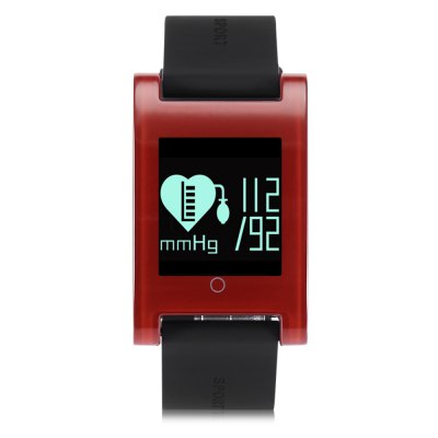 DOMINO DM68 Bluetooth Smartband Fitness TrackerSmart Watches<br>DOMINO DM68 Bluetooth Smartband Fitness Tracker<br><br>Alert type: Vibration<br>Band material: Silicone<br>Band size: 26 x 2.2 cm<br>Battery  Capacity: 120mAh<br>Bluetooth calling: Phone call reminder<br>Bluetooth Version: Bluetooth 4.0<br>Brand: DOMINO<br>Built-in chip type: NRF51822<br>Case material: Plastic<br>Charging Time: About 2hours<br>Compatability: Android 4.4 above and iOS 8.0 above<br>Compatible OS: IOS, Android<br>Dial size: 4.0 x 3.3 x 1.15 cm<br>Find phone: Yes<br>Groups of alarm: 3<br>Health tracker: Blood Pressure,Heart rate monitor,Sleep monitor<br>IP rating: IP67<br>Language: English,French,German,Italian,Japanese,Korean,Portuguese,Russian,Simplified Chinese,Spanish,Vietnamese<br>Messaging: Message reminder<br>Notification: Yes<br>Notification type: Facebook, WhatsApp, Wechat, QQ, Twitter<br>Operating mode: Touch Key<br>Package Contents: 1 x  DOMINO DM68 Smartband, 1 x USB Charger, 1 x English Manual<br>Package size (L x W x H): 10.30 x 8.10 x 7.50 cm / 4.06 x 3.19 x 2.95 inches<br>Package weight: 0.1554 kg<br>People: Female table,Male table<br>Product size (L x W x H): 26.00 x 3.30 x 1.15 cm / 10.24 x 1.3 x 0.45 inches<br>Product weight: 0.0374 kg<br>RAM: 32KB<br>Remote control function: Remote Camera<br>ROM: 256KB<br>Screen: OLED<br>Screen size: 0.95 inch<br>Shape of the dial: Rectangle<br>Standby time: About 15 days<br>Type of battery: Polymer lithium-ion battery<br>Waterproof: Yes<br>Wearing diameter: 15.7 - 22 cm