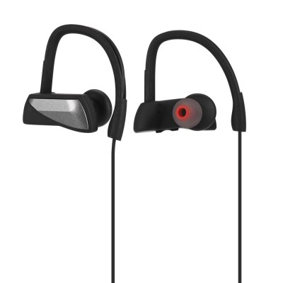 MGCOOL WAVE Noise Canceling Bluetooth Sport EarphonesBluetooth Headphones<br>MGCOOL WAVE Noise Canceling Bluetooth Sport Earphones<br><br>Application: Sport<br>Battery Capacity(mAh): 100mAh Li-ion battery<br>Bluetooth: Yes<br>Bluetooth distance: W/O obstacles 10m<br>Bluetooth mode: Headset, Hands free<br>Bluetooth protocol: A2DP,AVRCP,HFP,HSP<br>Bluetooth Version: V4.1 + EDR<br>Brand: MGCOOL<br>Charging Time.: 2h<br>Compatible with: iPhone<br>Connecting interface: Micro USB<br>Connectivity: Wireless<br>Frequency response: 20 - 40KHz<br>Function: Song Switching, Noise Cancelling, Multi connection function, Microphone, Bluetooth, Sweatproof, Voice control, Voice Prompt, Waterproof, Answering Phone<br>Impedance: 32ohms<br>Language: Chinese,English<br>Material: PC, TPE<br>Model: WAVE<br>Music Time: 7 - 8h<br>Package Contents: 1 x MGCOOL WAVE Waterproof Bluetooth Earbuds<br>Package size (L x W x H): 11.00 x 8.50 x 4.00 cm / 4.33 x 3.35 x 1.57 inches<br>Package weight: 0.1800 kg<br>Product weight: 0.0170 kg<br>Sensitivity: 98dB<br>Standby time: 220h<br>Talk time: 7 - 8h<br>Type: In-Ear