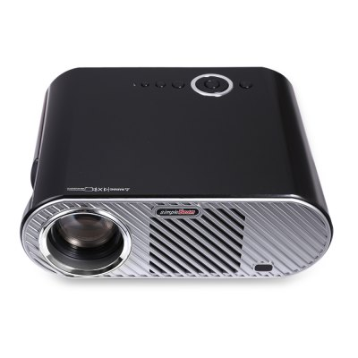 VIVIBRIGHT GP90 LCD Projector 3200 LumensProjectors<br>VIVIBRIGHT GP90 LCD Projector 3200 Lumens<br><br>3D: No<br>Aspect ratio: 16:9 / 4:3<br>Audio Formats: MP3,  OGG,  WAV,  APE,  ACC,  FLAC,  WMA<br>Bluetooth: Unsupport<br>Brightness: 3200 Lumens<br>Built-in Speaker: Yes<br>Compatible with: Sony PS4, Xbox<br>Contrast Ratio: 3000:1<br>Display type: LCD<br>DVB-T Supported: No<br>External Subtitle Supported: No<br>Features: HD, Home Theater<br>Function: Speaker<br>Image Scale: 16:9<br>Image Size: 60 - 200 inch<br>Lamp: LED<br>Lamp Life: 20000 Hours<br>Lamp Power: 200W<br>Model: GP90<br>Native Resolution: 1280 x 800<br>Noise (dB): 50dB<br>Package Contents: 1 x GP90 Projector, 1 x RCA Cable, 1 x Power Cable, 1 x Remote Control, 1 x VGA Cable, 1 x English User Manual<br>Package size (L x W x H): 32.00 x 30.00 x 28.00 cm / 12.6 x 11.81 x 11.02 inches<br>Package weight: 3.1400 kg<br>Picture Formats: TGA,  SVG,  PSD,  PNG,  EXIF,  JPG,  JPEG,  GIF, BMP,  FPX<br>Power Supply: 90-240V/50-60Hz<br>Product size (L x W x H): 26.00 x 23.00 x 10.50 cm / 10.24 x 9.06 x 4.13 inches<br>Product weight: 2.2730 kg<br>Projection Distance: 1.2 - 5m<br>Resolution Support: 1920 x 1080<br>Throw Ration: 1.45 : 1<br>Tripod Height: Without<br>Video Formats: RM,  MPEG1 / 2 / 4,  AVI,  MPG,  WMV,  3GP,  ASF,  MOV,  RMVB,  DAT
