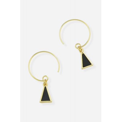 Woman Geometry Open Pendant EarringsEarrings<br>Woman Geometry Open Pendant Earrings<br><br>Color: Gold<br>Gender: Women<br>Occasions: Casual, Party<br>Package Contents: 1 x Pair of Earrings<br>Package size (L x W x H): 5.00 x 8.40 x 2.40 cm / 1.97 x 3.31 x 0.94 inches<br>Package weight: 0.0170 kg<br>Product weight: 0.0020 kg<br>Style: Fashion