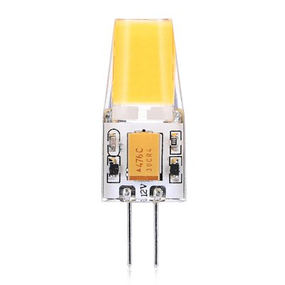 2W G4 10 x SMD 1508 LED Capsule Bulb - 10pcsLED Bi-pin Lights<br>2W G4 10 x SMD 1508 LED Capsule Bulb - 10pcs<br><br>Available Light Color: Warm White<br>CCT/Wavelength: 3000-3500K<br>Emitter Types: COB<br>Features: Low Power Consumption, Long Life Expectancy<br>Function: Home Lighting, Commercial Lighting<br>Holder: G4<br>Lifespan: more than 15000h<br>Luminous Flux: 220 - 240Lm<br>Output Power: 2W<br>Package Contents: 10 x G4 LED Light<br>Package size (L x W x H): 9.00 x 8.00 x 1.60 cm / 3.54 x 3.15 x 0.63 inches<br>Package weight: 0.0500 kg<br>Product size (L x W x H): 3.70 x 1.30 x 0.90 cm / 1.46 x 0.51 x 0.35 inches<br>Product weight: 0.0300 kg<br>Sheathing Material: Aluminum, PC<br>Total Emitters: 1<br>Type: Mini Bulb<br>Voltage (V): DC / AC 12<br>Wattage Range: ?5W