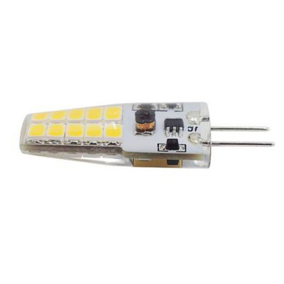 Teso 10PCS G4 20SMD 2835 White Light LED Light BulbLED Bi-pin Lights<br>Teso 10PCS G4 20SMD 2835 White Light LED Light Bulb<br><br>Available Light Color: White<br>Features: Low Power Consumption, Energy Saving, Long Life Expectancy<br>Function: Home Lighting<br>Holder: G4<br>Luminous Flux: 280-300<br>Output Power: 2.4-2.6W<br>Package Contents: 10 x  LED Corn Light<br>Package size (L x W x H): 9.00 x 8.00 x 1.60 cm / 3.54 x 3.15 x 0.63 inches<br>Package weight: 0.0240 kg<br>Product weight: 0.0030 kg<br>Sheathing Material: PC<br>Type: Corn Bulbs<br>Voltage (V): AC 12,DC 12<br>Wattage Range: ?5W