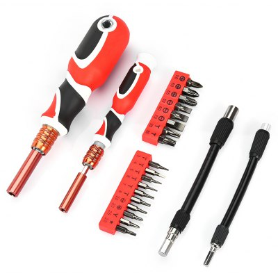 JF - 6095A 24 in 1 Screwdriver Kit Repairing Tool