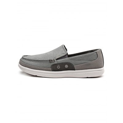Men Comfortable  Breathable Casual Canvas ShoesCasual Shoes<br>Men Comfortable  Breathable Casual Canvas Shoes<br><br>Features: Breathable, Lightweight<br>Highlights: Soft, Breathable<br>Package Contents: 1 x Pair of Shoes<br>Package size: 33.00 x 18.00 x 12.00 cm / 12.99 x 7.09 x 4.72 inches<br>Package weight: 0.7400 kg<br>Product weight: 0.5600 kg<br>Season: Winter, Summer, Spring, Autumn<br>Sole Material: Rubber