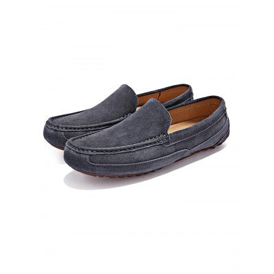 Retro Slip-on Leather Men Casual ShoesCasual Shoes<br>Retro Slip-on Leather Men Casual Shoes<br><br>Contents: 1 x Pair of Shoes<br>Materials: matte-leather<br>Occasion: Casual, Daily<br>Package Size ( L x W x H ): 34.00 x 23.00 x 12.00 cm / 13.39 x 9.06 x 4.72 inches<br>Package Weights: 0.79<br>Product Size  ( L x W x H ): 33.00 x 22.00 x 11.00 cm / 12.99 x 8.66 x 4.33 inches<br>Seasons: Autumn,Spring<br>Style: Leisure, Comfortable<br>Type: Casual Shoes