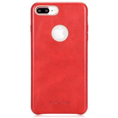 QIALINO Case for iPhone 7 PlusiPhone Cases/Covers<br>QIALINO Case for iPhone 7 Plus<br><br>Brand: QIALINO<br>Compatible for Apple: iPhone 7 Plus<br>Features: Anti-knock, Back Cover<br>Material: Cowhide<br>Package Contents: 1 x Phone Case<br>Package size (L x W x H): 19.00 x 14.00 x 3.30 cm / 7.48 x 5.51 x 1.3 inches<br>Package weight: 0.1680 kg<br>Product size (L x W x H): 16.20 x 8.10 x 1.00 cm / 6.38 x 3.19 x 0.39 inches<br>Product weight: 0.0250 kg<br>Style: Leather, Modern