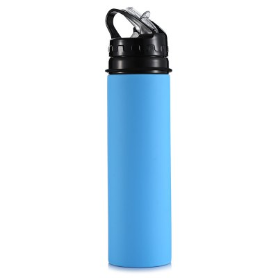 CTSmart Folding Water BottleOther Camping Gadgets<br>CTSmart Folding Water Bottle<br><br>Brand: CTSmart<br>Capacity: 600mL<br>Package Contents: 1 x CTSmart Water Bottle<br>Package size (L x W x H): 27.50 x 8.00 x 7.50 cm / 10.83 x 3.15 x 2.95 inches<br>Package weight: 0.2390 kg<br>Product size (L x W x H): 26.50 x 6.50 x 6.50 cm / 10.43 x 2.56 x 2.56 inches<br>Product weight: 0.1740 kg