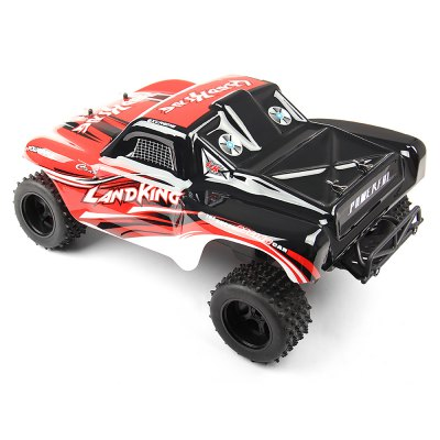 FEILUN LK815 1:10 2WD Brushed Off-road RC Car - RTRRC Cars<br>FEILUN LK815 1:10 2WD Brushed Off-road RC Car - RTR<br><br>Battery Information: 7.4V 380mAh lithium-ion<br>Brand: FEILUN<br>Car Power: Built-in rechargeable battery<br>Charging Time: 120 Minutes<br>Detailed Control Distance: 100m<br>Drive Type: 2 WD<br>Features: Radio Control<br>Material: Electronic Components, Plastic<br>Motor Type: Brushed Motor<br>Package Contents: 1 x RC Car ( Battery Included ), 1 x Transmitter, 1 x USB Cable, 1 x English Manual<br>Package size (L x W x H): 41.00 x 28.50 x 21.00 cm / 16.14 x 11.22 x 8.27 inches<br>Package weight: 1.6000 kg<br>Product size (L x W x H): 39.00 x 24.00 x 16.50 cm / 15.35 x 9.45 x 6.5 inches<br>Product weight: 1.3500 kg<br>Proportion: 1:10<br>Racing Time: About 15mins<br>Remote Control: 2.4GHz Wireless Remote Control<br>Speed: 15 - 20km/h<br>Transmitter Power: 4 x 1.5V AA (not included)<br>Type: Off-Road Car