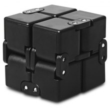 Fidget Cube Shape Funny Alloy Stress Reliever