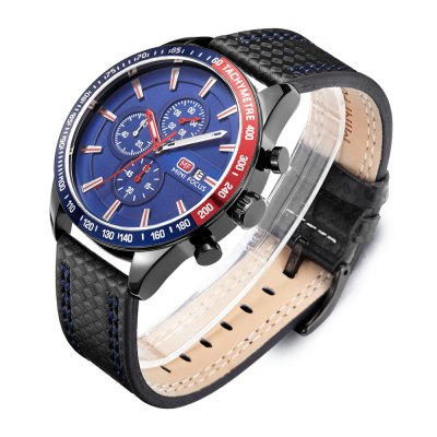 MINIFOCUS MF0029G Quartz Watch for MenMens Watches<br>MINIFOCUS MF0029G Quartz Watch for Men<br><br>Band material: Genuine Leather<br>Band size: 24.50 x 2.20 cm / 9.65 x 0.86 inches<br>Brand: MINI FOCUS<br>Case material: Alloy<br>Clasp type: Pin buckle<br>Dial size: 4.60 x 4.60 x 1.20 cm / 1.81 x 1.81 x 0.47 inches<br>Display type: Analog<br>Movement type: Quartz watch<br>Package Contents: 1 x MINIFOCUS Male Quartz Watch<br>Package size (L x W x H): 26.00 x 6.00 x 3.00 cm / 10.24 x 2.36 x 1.18 inches<br>Package weight: 0.1050 kg<br>Product size (L x W x H): 24.50 x 4.60 x 1.20 cm / 9.65 x 1.81 x 0.47 inches<br>Product weight: 0.0750 kg<br>Shape of the dial: Round<br>Watch style: Fashion<br>Watches categories: Male table<br>Water resistance : Life water resistant<br>Wearable length: 16.00 - 20.00 cm / 6.29 - 7.87 inches