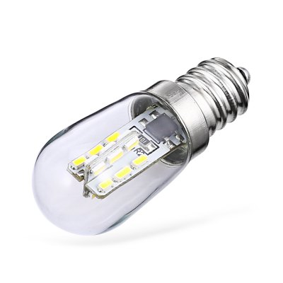 3.5W LED Corn BulbGlobe bulbs<br>3.5W LED Corn Bulb<br><br>Available Light Color: Cool White<br>CCT/Wavelength: 6000-6500K<br>Emitter Types: SMD 3014<br>Features: Low Power Consumption, Long Life Expectancy<br>Function: Outdoor lighting,  public places, Commercial Lighting, Home Lighting,  playing fields,  stage lighting,  including building and landscape beautification<br>Holder: E12<br>Lifespan: about 100000 hours<br>Luminous Flux: 330Lm<br>Output Power: 3.5W<br>Package Contents: 1 x E12 LED Corn Light<br>Package size (L x W x H): 6.50 x 3.00 x 3.00 cm / 2.56 x 1.18 x 1.18 inches<br>Package weight: 0.0190 kg<br>Product size (L x W x H): 4.90 x 1.90 x 1.90 cm / 1.93 x 0.75 x 0.75 inches<br>Product weight: 0.0050 kg<br>Sheathing Material: PC, Aluminum<br>Total Emitters: 24<br>Type: Corn Bulbs<br>Voltage (V): AC 110<br>Wattage Range: ?5W
