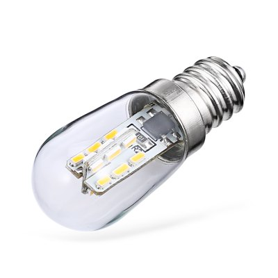 3.5W LED Corn BulbGlobe bulbs<br>3.5W LED Corn Bulb<br><br>Available Light Color: Warm White<br>CCT/Wavelength: 2800-3200K<br>Emitter Types: SMD 3014<br>Features: Low Power Consumption, Long Life Expectancy<br>Function: Outdoor lighting,  public places, Commercial Lighting, Home Lighting,  playing fields,  stage lighting,  including building and landscape beautification<br>Holder: E12<br>Lifespan: about 100000 hours<br>Luminous Flux: 330Lm<br>Output Power: 3.5W<br>Package Contents: 1 x E12 LED Corn Light<br>Package size (L x W x H): 6.50 x 3.00 x 3.00 cm / 2.56 x 1.18 x 1.18 inches<br>Package weight: 0.0190 kg<br>Product size (L x W x H): 4.90 x 1.90 x 1.90 cm / 1.93 x 0.75 x 0.75 inches<br>Product weight: 0.0050 kg<br>Sheathing Material: PC, Aluminum<br>Total Emitters: 24<br>Type: Corn Bulbs<br>Voltage (V): AC 110<br>Wattage Range: ?5W