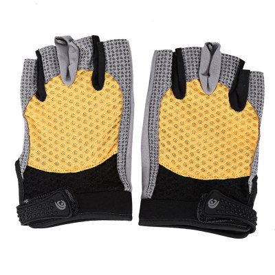 Pair of BOER Half-finger Quick-release Sports Cycling GlovesCycling Gloves<br>Pair of BOER Half-finger Quick-release Sports Cycling Gloves<br><br>Brand: BOER<br>Features: Breathable, Quick Dry, Shock Absorption, Skid Resistance<br>Gender: Unisex<br>Package Contents: 1 x Pair of BOER Cycling Gloves<br>Package size (L x W x H): 20.00 x 15.00 x 4.00 cm / 7.87 x 5.91 x 1.57 inches<br>Package weight: 0.0800 kg<br>Product weight: 0.0390 kg<br>Size: L,M,S<br>Type: Half-finger