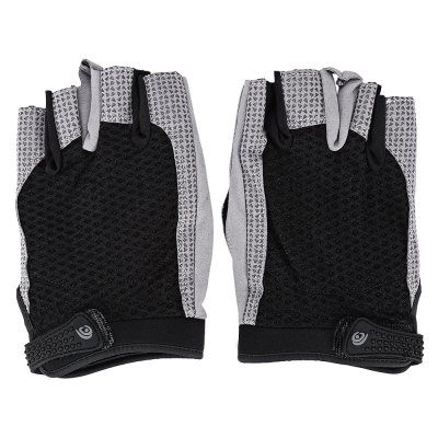 Pair of BOER Half-finger Quick-release Sports Cycling Gloves