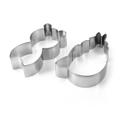 6PCS Stainless Steel Cookie Cake CutterBaking &amp; Pastry Tools<br>6PCS Stainless Steel Cookie Cake Cutter<br><br> Product weight: 0.0100 kg<br>Available Color: Silver<br>Material: Stainless Steel<br>Package Contents: 6 x Cookie Cutter<br>Package size (L x W x H): 21.90 x 11.50 x 3.00 cm / 8.62 x 4.53 x 1.18 inches<br>Package weight: 0.0710 kg<br>Type: Bakeware