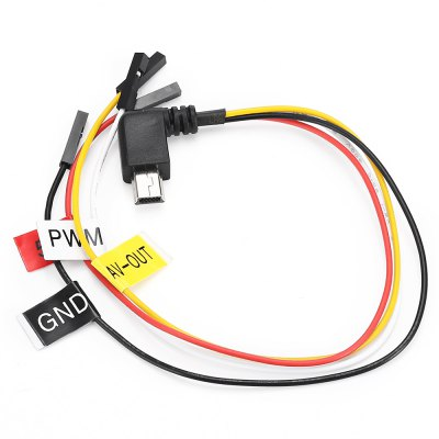 SJCAM Image Video Output AV Cable