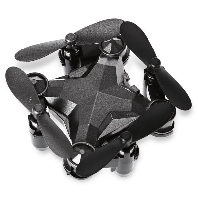 DA HENG DH - 800 Micro Foldable Quadcopter - RTFRC Quadcopters<br>DA HENG DH - 800 Micro Foldable Quadcopter - RTF<br><br>Age: Above 14 years old<br>Battery: 3.7V 250mAh 25C lithium-ion<br>Built-in Gyro: 6 Axis Gyro<br>Channel: 4-Channels<br>Charging Time.: 30mins<br>Compatible with Additional Gimbal: No<br>Detailed Control Distance: 50-80m<br>Features: Radio Control, No camera, Brushed Version<br>Flying Time: 5~6mins<br>Functions: Forward/backward, With light, Up/down, Turn left/right, Speed up, Slow down, Sideward flight, One Key Taking Off, 3D rollover, Air Press Altitude Hold, Emergency Landing, Gravity Sense Control, One Key Automatic Return, Hover, One Key Landing, Headless Mode<br>Kit Types: RTF<br>Level: Beginner Level<br>Material: Electronic Components, ABS/PS<br>Mode: Mode 2 (Left Hand Throttle)<br>Model: DH - 800<br>Model Power: Built-in rechargeable battery<br>Motor Type: Brushed Motor<br>Package Contents: 1 x Quadcopter ( Battery Included ), 1 x Transmitter, 1 x USB Cable, 1 x Screwdriver, 4 x Spare Propeller, 1 x Propeller Remover, 1 x English Manual<br>Package size (L x W x H): 18.00 x 11.80 x 8.00 cm / 7.09 x 4.65 x 3.15 inches<br>Package weight: 0.3760 kg<br>Product weight: 0.0260 kg<br>Radio Mode: Mode 2 (Left-hand Throttle)<br>Remote Control: 2.4GHz Wireless Remote Control<br>Size: Micro<br>Transmitter Power: 2 x AAA battery(not included)<br>Type: Indoor, Quadcopter