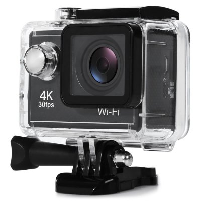 SO81 4K UHD WiFi Action Sports Camera Allwinner V3 Chipset