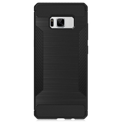 Luanke Anti-slip Cover CaseSamsung Cases/Covers<br>Luanke Anti-slip Cover Case<br><br>Brand: Luanke<br>Compatible with: Samsung Galaxy S8<br>Features: Anti-knock, Back Cover<br>Material: Carbon Fiber<br>Package Contents: 1 x Phone Case<br>Package size (L x W x H): 21.00 x 13.00 x 2.00 cm / 8.27 x 5.12 x 0.79 inches<br>Package weight: 0.0460 kg<br>Product size (L x W x H): 15.10 x 7.10 x 1.00 cm / 5.94 x 2.8 x 0.39 inches<br>Product weight: 0.0220 kg<br>Style: Modern, Cool, Round Dots, Pattern