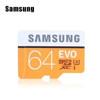 Samsung EVO Ultra Micro SDXC UHS-3 Professional Memory Card