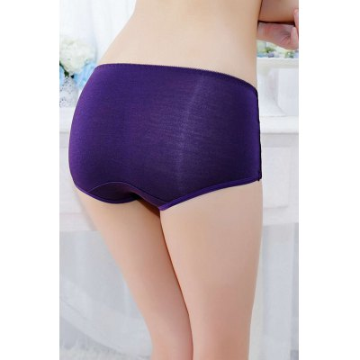 Women Lace Trim Sexy Panties BoxersBottoms<br>Women Lace Trim Sexy Panties Boxers<br><br>Material: Nylon, Spandex<br>Package Contents: 1 x Underwear<br>Package size: 15.00 x 15.00 x 2.00 cm / 5.91 x 5.91 x 0.79 inches<br>Package weight: 0.0500 kg<br>Product weight: 0.0200 kg