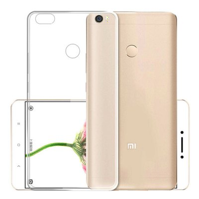 Luanke Soft TPU Case for Xiaomi Mi Max 2 Ultra-thin ProtectorCases &amp; Leather<br>Luanke Soft TPU Case for Xiaomi Mi Max 2 Ultra-thin Protector<br><br>Brand: Luanke<br>Compatible Model: Mi Max 2<br>Features: Anti-knock, Back Cover<br>Mainly Compatible with: Xiaomi<br>Material: TPU<br>Package Contents: 1 x Phone Case<br>Package size (L x W x H): 24.00 x 15.00 x 1.80 cm / 9.45 x 5.91 x 0.71 inches<br>Package weight: 0.0490 kg<br>Product Size(L x W x H): 17.60 x 9.20 x 0.80 cm / 6.93 x 3.62 x 0.31 inches<br>Product weight: 0.0230 kg<br>Style: Transparent
