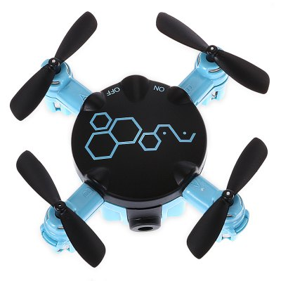 FQ777 FQ04 BEETLE Micro RC Pocket Drone - RTFRC Quadcopters<br>FQ777 FQ04 BEETLE Micro RC Pocket Drone - RTF<br><br>Battery: 3.7V  150mAh 25C lithium-ion<br>Brand: FQ777<br>Camera Pixels: 0.3MP<br>Channel: 4-Channels<br>Charging Time.: 40mins<br>Compatible with Additional Gimbal: No<br>Detailed Control Distance: 30~50m<br>Features: Brushed Version, Camera, Radio Control<br>Flying Time: 5~6mins<br>Functions: With light, Up/down, Turn left/right, Speed up, Slow down, Forward/backward, 3D rollover, Headless Mode<br>Kit Types: RTF<br>Level: Beginner Level<br>Model: FQ04<br>Model Power: Built-in rechargeable battery<br>Motor Type: Brushed Motor<br>Package Contents: 1 x Drone ( Battery Included ), 1 x Transmitter, 4 x Spare Propeller, 1 x Screwdriver, 1 x USB Cable, 1 x Storage Bag, 1 x English Manual<br>Package size (L x W x H): 13.70 x 13.70 x 4.60 cm / 5.39 x 5.39 x 1.81 inches<br>Package weight: 0.2650 kg<br>Product size (L x W x H): 4.50 x 4.50 x 2.40 cm / 1.77 x 1.77 x 0.94 inches<br>Product weight: 0.0170 kg<br>Radio Mode: Mode 2 (Left-hand Throttle)<br>Remote Control: 2.4GHz Wireless Remote Control<br>Size: Micro<br>Transmitter Power: 4 x AAA battery (not included)<br>Type: Indoor, Quadcopter<br>Video Resolution: 640 x 480