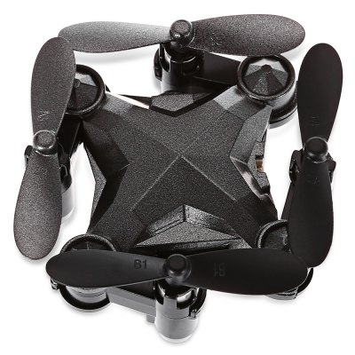 DA HENG DH - 800 Micro Foldable Quadcopter - RTFRC Quadcopters<br>DA HENG DH - 800 Micro Foldable Quadcopter - RTF<br><br>Age: Above 14 years old<br>Battery: 3.7V 250mAh 25C lithium-ion<br>Built-in Gyro: 6 Axis Gyro<br>Camera Pixels: 0.3MP<br>Channel: 4-Channels<br>Charging Time.: 30mins<br>Compatible with Additional Gimbal: No<br>Detailed Control Distance: 50-80m<br>Features: WiFi FPV, Radio Control, Camera, Brushed Version, WiFi APP Control<br>Flying Time: 5~6mins<br>Functions: With light, WiFi Connection, Up/down, Turn left/right, Speed up, Slow down, Sideward flight, Forward/backward, 3D rollover, Air Press Altitude Hold, Emergency Landing, Gravity Sense Control, One Key Landing, One Key Taking Off, One Key Automatic Return, Hover, Headless Mode<br>Kit Types: RTF<br>Level: Beginner Level<br>Material: ABS/PS, Electronic Components<br>Mode: Mode 2 (Left Hand Throttle)<br>Model: DH - 800<br>Model Power: Built-in rechargeable battery<br>Motor Type: Brushed Motor<br>Package Contents: 1 x Quadcopter ( Battery Included ), 1 x Transmitter, 1 x Mobile Phone Holder, 1 x USB Cable, 1 x Screwdriver, 4 x Spare Propeller, 1 x Propeller Remover, 1 x English Manual<br>Package size (L x W x H): 18.00 x 11.80 x 8.00 cm / 7.09 x 4.65 x 3.15 inches<br>Package weight: 0.4060 kg<br>Product weight: 0.0260 kg<br>Radio Mode: Mode 2 (Left-hand Throttle)<br>Remote Control: 2.4GHz Wireless Remote Control<br>Size: Micro<br>Transmitter Power: 2 x AAA battery(not included)<br>Type: Quadcopter, Indoor