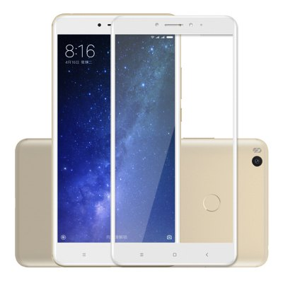 Luanke 2.5D Full Cover Screen FilmScreen Protectors<br>Luanke 2.5D Full Cover Screen Film<br><br>Brand: Luanke<br>Compatible Model: Mi Max 2<br>Features: Ultra thin, High-definition, High Transparency, High sensitivity, Anti-oil, Anti scratch, Anti fingerprint<br>Mainly Compatible with: Xiaomi<br>Material: Tempered Glass<br>Package Contents: 1 x Screen Film, 1 x Dust-absorber, 1 x Wet Wipes, 1 x Dry Wipes<br>Package size (L x W x H): 20.00 x 13.00 x 2.00 cm / 7.87 x 5.12 x 0.79 inches<br>Package weight: 0.1120 kg<br>Product weight: 0.0120 kg<br>Surface Hardness: 9H<br>Thickness: 0.26mm<br>Type: Screen Protector