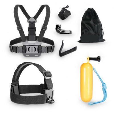 7 - in - 1 Outdoor Sports Accessory Kit