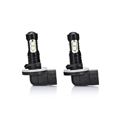 2pcs 881 50W White LED BulbCar Lights<br>2pcs 881 50W White LED Bulb<br><br>Apply lamp position : External Lights<br>Apply To Car Brand: Universal<br>Color temperatures: 6500K<br>Connector: 881<br>Emitting color: White<br>Feature: Easy to use<br>Identification: CE,FCC,RoHs<br>LED Type: SMD 2835<br>Lumens: 950Lm<br>Material: Aluminum Alloy<br>Package Contents: 2 x Light, 1 x English User Manual<br>Package size (L x W x H): 16.80 x 9.80 x 14.00 cm / 6.61 x 3.86 x 5.51 inches<br>Package weight: 0.0450 kg<br>Power: 50W<br>Product size (L x W x H): 5.30 x 3.40 x 3.20 cm / 2.09 x 1.34 x 1.26 inches<br>Product weight: 0.0140 kg<br>Type: Fog Lights<br>Type of lamp-house : LED<br>Voltage: 12V-30V