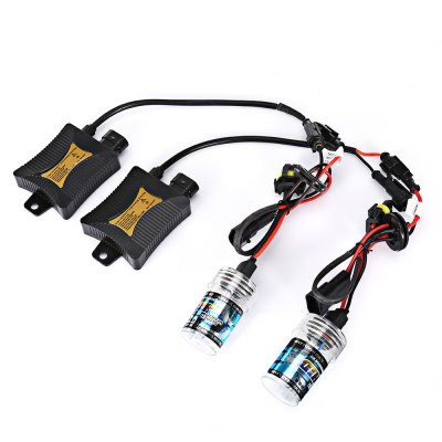 9006 55W Xenon Conversion KitCar Lights<br>9006 55W Xenon Conversion Kit<br><br>Adaptable automobile mode: Universal<br>Color temperatures: 12000K<br>Connector: 9006<br>Lumens: 2000 - 2400LM<br>Package Contents: 2 x Xenon Lamp, 2 x Ballast, 1 x English User Manual<br>Package size (L x W x H): 22.00 x 18.00 x 7.00 cm / 8.66 x 7.09 x 2.76 inches<br>Package weight: 0.3400 kg<br>Product size (L x W x H): 11.00 x 7.00 x 3.50 cm / 4.33 x 2.76 x 1.38 inches<br>Product weight: 0.2600 kg<br>Type of lamp-house : Xenon