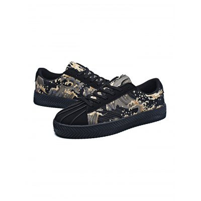 Breathable Canvas Lace-up Men Casual ShoesCasual Shoes<br>Breathable Canvas Lace-up Men Casual Shoes<br><br>Closure Type: Lace-Up<br>Features: Breathable<br>Package Contents: 1 x Pair of Shoes<br>Package size: 32.00 x 22.00 x 12.00 cm / 12.6 x 8.66 x 4.72 inches<br>Package weight: 0.8700 kg<br>Product weight: 0.7000 kg<br>Season: Summer, Spring, Autumn<br>Sole Material: Rubber