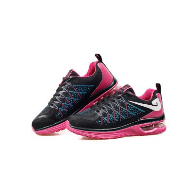 Sports Outdoor Lace Up Women Hiking ShoesWomens Sneakers<br>Sports Outdoor Lace Up Women Hiking Shoes<br><br>Contents: 1 x Pair of Shoes<br>Materials: Mesh, Rubber<br>Occasion: Casual<br>Package Size ( L x W x H ): 31.00 x 21.00 x 11.00 cm / 12.2 x 8.27 x 4.33 inches<br>Package Weights: 0.690kg<br>Seasons: Autumn,Spring,Summer<br>Style: Leisure, Fashion, Comfortable<br>Type: Hiking Shoes