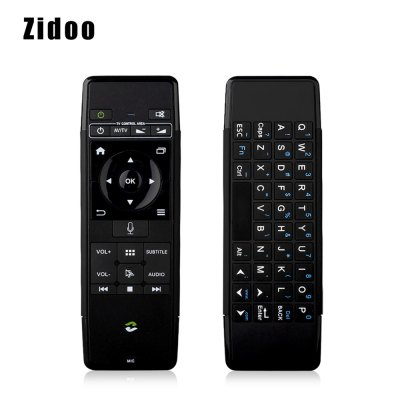 Zidoo V5 3 in 1 2.4GHz Air Mouse