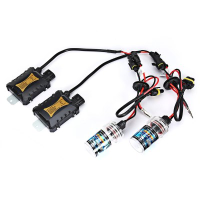9005 55W Xenon Conversion KitCar Lights<br>9005 55W Xenon Conversion Kit<br><br>Adaptable automobile mode: Universal<br>Color temperatures: 8000K<br>Connector: 9005<br>Lumens: 2300 - 2700LM<br>Package Contents: 2 x Xenon Lamp, 2 x Ballast, 1 x English User Manual<br>Package size (L x W x H): 22.00 x 18.00 x 7.00 cm / 8.66 x 7.09 x 2.76 inches<br>Package weight: 0.3400 kg<br>Product size (L x W x H): 11.00 x 7.00 x 3.50 cm / 4.33 x 2.76 x 1.38 inches<br>Product weight: 0.2600 kg<br>Type of lamp-house : Xenon