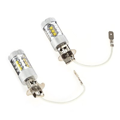 CREE 3535 16SMD H3 Car Fog LightCar Lights<br>CREE 3535 16SMD H3 Car Fog Light<br><br>Apply lamp position : External Lights<br>Apply To Car Brand: Universal<br>Color temperatures: 6000K<br>Connector: H3<br>Emitting color: White<br>Feature: Easy to use<br>LED Type: CREE<br>LED/Bulb quantity: 16 LED<br>Lumens: 800LM<br>Material: Aluminium<br>Package Contents: 2 x Car Light<br>Package size (L x W x H): 14.00 x 10.20 x 3.00 cm / 5.51 x 4.02 x 1.18 inches<br>Package weight: 0.0620 kg<br>Power: 80W<br>Product size (L x W x H): 6.50 x 1.80 x 1.80 cm / 2.56 x 0.71 x 0.71 inches<br>Product weight: 0.0200 kg<br>Type: Turn Signal Light, Tail Light, Fog Light, Daytime Running Light, Brake Light<br>Type of lamp-house : LED<br>Voltage: 12V-24V