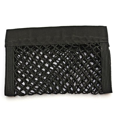 Car Trunk Rear Cargo Storage NetOther Car Gadgets<br>Car Trunk Rear Cargo Storage Net<br><br>Material: Nylon<br>Package Contents: 1 x Storage Net<br>Package size (L x W x H): 39.00 x 24.50 x 2.00 cm / 15.35 x 9.65 x 0.79 inches<br>Package weight: 0.1180 kg<br>Product size (L x W x H): 23.00 x 19.00 x 0.80 cm / 9.06 x 7.48 x 0.31 inches<br>Product weight: 0.0800 kg