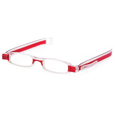 Presbyopic Reading Eyeglasses with 360 Degree Folding Design