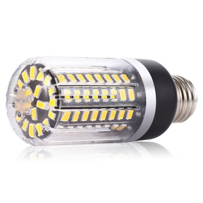 YouOKLight E26 / E27 9W 5736 SMD Corn BulbCorn Bulbs<br>YouOKLight E26 / E27 9W 5736 SMD Corn Bulb<br><br>Available Light Color: Warm White<br>Brand: YouOKLight<br>Features: Energy Saving<br>Function: Home Lighting<br>Holder: E26/E27<br>Luminous Flux: 800Lm<br>Package Contents: 1 x YouOKLight E26 / E27 9W 5736 SMD Corn Bulb<br>Package size (L x W x H): 4.60 x 4.60 x 12.20 cm / 1.81 x 1.81 x 4.8 inches<br>Package weight: 0.0900 kg<br>Product weight: 0.0600 kg<br>Sheathing Material: Plastic, Aluminum<br>Type: Corn Bulbs<br>Voltage (V): AC 85-265