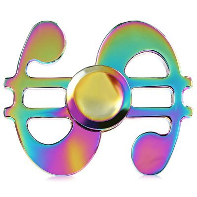 Dollar Style ADHD Fidget Spinner Hand Spinning ToyFidget Spinners<br>Dollar Style ADHD Fidget Spinner Hand Spinning Toy<br><br>Color: Colorful<br>Frame material: Zinc Alloy<br>Package Contents: 1 x Fidget Spinner<br>Package size (L x W x H): 10.00 x 7.00 x 3.00 cm / 3.94 x 2.76 x 1.18 inches<br>Package weight: 0.1400 kg<br>Product size (L x W x H): 7.00 x 4.50 x 1.50 cm / 2.76 x 1.77 x 0.59 inches<br>Product weight: 0.0900 kg