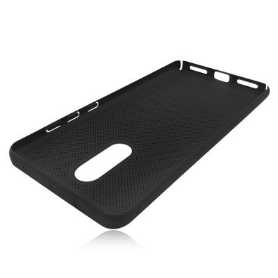 Micropore Mesh PC Phone CaseCases &amp; Leather<br>Micropore Mesh PC Phone Case<br><br>Compatible Model: Redmi Note 4<br>Features: Anti-knock, Back Cover<br>Mainly Compatible with: Xiaomi<br>Material: PC<br>Package Contents: 1 x Phone Case<br>Package size (L x W x H): 21.50 x 13.00 x 1.90 cm / 8.46 x 5.12 x 0.75 inches<br>Package weight: 0.0370 kg<br>Product Size(L x W x H): 15.20 x 7.80 x 0.90 cm / 5.98 x 3.07 x 0.35 inches<br>Product weight: 0.0110 kg<br>Style: Cool, Round Dots, Modern