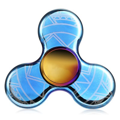 Three-leaf Rainbow Double-sized Fidget SpinnerFidget Spinners<br>Three-leaf Rainbow Double-sized Fidget Spinner<br><br>Color: Colorful<br>Frame material: Zinc Alloy<br>Package Contents: 1 x Fidget Spinner<br>Package size (L x W x H): 7.10 x 7.10 x 2.30 cm / 2.8 x 2.8 x 0.91 inches<br>Package weight: 0.0940 kg<br>Product size (L x W x H): 6.10 x 6.10 x 1.30 cm / 2.4 x 2.4 x 0.51 inches<br>Product weight: 0.0780 kg<br>Swing Numbers: 3<br>Type: Triple Blade, Rainbow