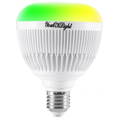 YouOKLight E27 12W Bluetooth Music Bulb