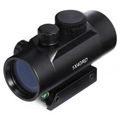 JINJULI 1 X 40RD Scope SightGun Scopes and Sights<br>JINJULI 1 X 40RD Scope Sight<br><br>Package Contents: 1 x JINJULI 1 X 40RD Scope Sight, 1 x CR2032 button Battery, 1 x Wrench, 1 x Cleaning Cloth, 1 x English User Manual<br>Package size (L x W x H): 15.00 x 9.00 x 6.50 cm / 5.91 x 3.54 x 2.56 inches<br>Package weight: 0.3220 kg<br>Product size (L x W x H): 10.00 x 5.50 x 6.50 cm / 3.94 x 2.17 x 2.56 inches<br>Product weight: 0.1970 kg